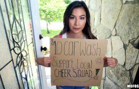 Zaya Cassidy – Teen Spinner's Wet T-Shirt Car Wash