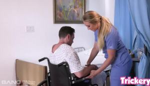 AJ Applegate – Nurse On Call Fucks The Patient