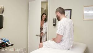 Angela White – Cures Her Patient's Erectile Dysfunction