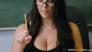 Angela White & Karlo Karrera – Nice…Pencil.