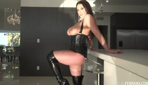 Angela White My Asshole Will Never Be The Same!