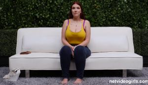Anne – Thick Redhead Hardcore Modeling Audition