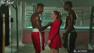 Blacked – Tori Black – The Big Fight