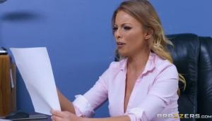 Britney Amber – Business Too Casual