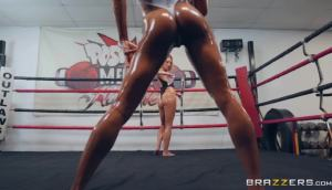 Carter Cruise & Kira Noir – Slippery Showdown