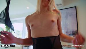 Chanel Grey Gets Rammed In Her Asshole