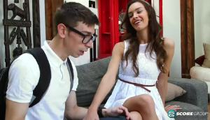 Charity Crawford – One Lucky Nerd
