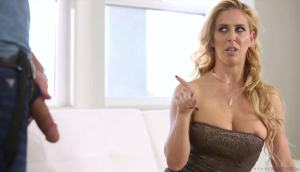 Cherie DeVille – Sneaking Out