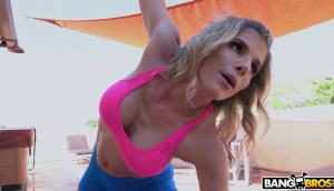 Cory Chase – Fucked On The Roof