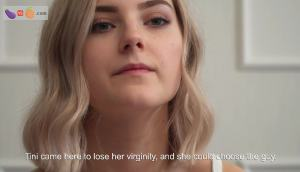 Cute Girls Does Porn To Lose Her Virginity