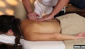 Daisy Haze Gets Fucked By Masseuse
