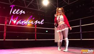Ella Hughes – Knockouts: Teen Machine VS Bulldozer