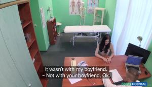 Fake Hospital – Big Facial For Cheating Girlfriend