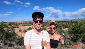 Frida & John – Desert Shack Up