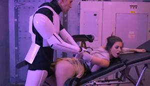 Gorgeous Stella Cox – Star Wars The Force Awakens – A XXX Parody HD.