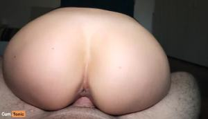 He Came Inside My Tight Pussy! GIF By Cumtonic
