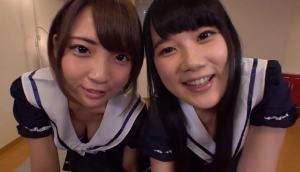 Hirose Umi & Ayaaya Miyazaki Uncensored