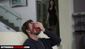 India Summer – Caught By My Friend's Hot Mom