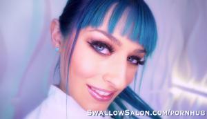 Jewelz Blu Satisfies Her Oral Cravings
