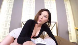 """Jun Hazuki """"Amazing Sex Experience With A Japanese Married Woman"""""""
