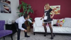 Kali Roses – Cleaning His Cock