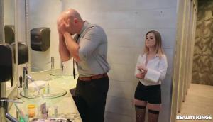 Kara Lee – Bathroom Attendant