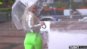 Kay Carter – TushyRaw – Rain Check