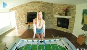 Kenna James – Fooseball Tease