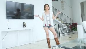 Krissy Lynn – Couch Sex To Save Her Marriage