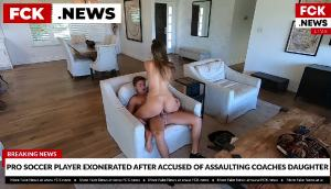 Lena Alexis Gets Her Pussy Fucked By A Professional Soccer Player