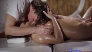 MassageRooms – Josephine Jackson – Slow Sensual Blowjob And Doggystyle