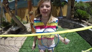 Mia Collins – Badminton Fun