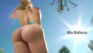 Mia Malkova – Massive Anal Action