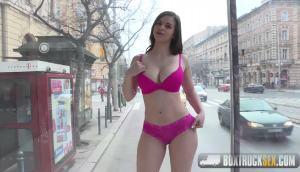Nekane Shows Her Big Ass