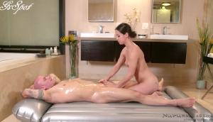Nuru Massage – Alina Lopez – My Wife's Sister