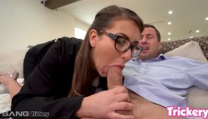 Paige Owens Sells The House And Her Pussy Too
