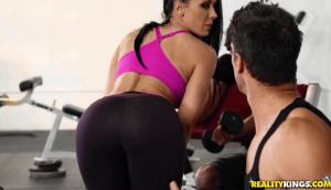 RealityKings – Gym And Pussy Juice