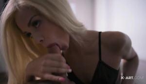 Scarlett Sage – Lily Rader – Elsa Jean – Triple Blonde Fantasy – XART