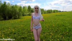 Sia Siberia – Elf Your Fantasy Fuck With DP