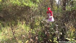 Teen Red Riding Hood Fucks Woodsmen – Mindy