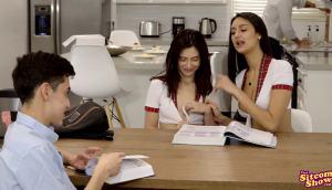 The Exchange Student – Study Buddies – Eliza Ibarra & Jane Wilde