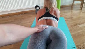 Yoga And Anal – Miss Impulse